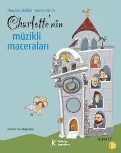 CHARLOTTE'NİN MÜZİKLİ MACERALARI